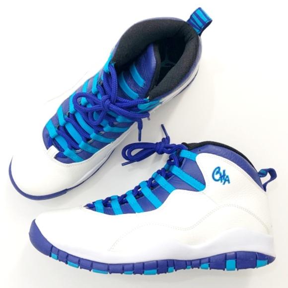 Nike Air Jordan 23 Sneakers White Blue